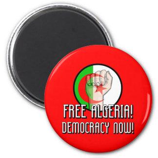 FREE ALGERIA MAGNET