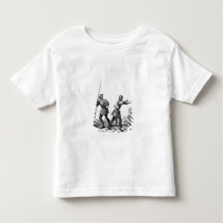 Free archers during the reign of Louis XI Toddler T-Shirt
