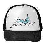 Free as a Bird Mesh Hat