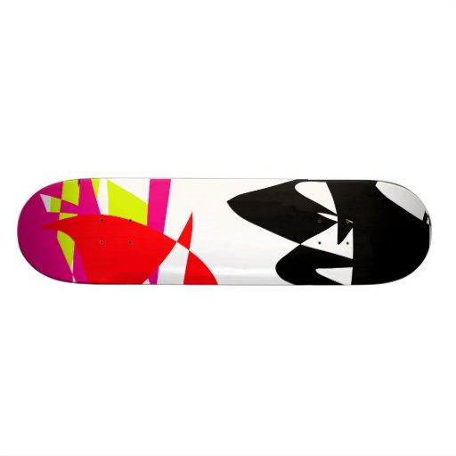 Free as a Bird Skate Board