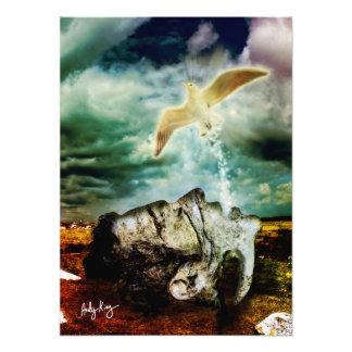 Free At Last - Photographic Print