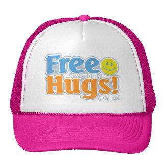 Free Awesome Hugs! Hats