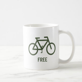 Free Basic White Mug
