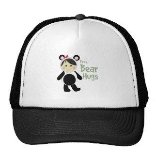 Free Bear Hugs Cap