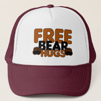 Free BEAR hugs hat
