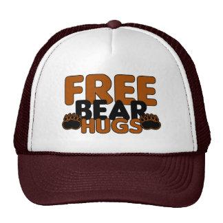 Free BEAR hugs hat