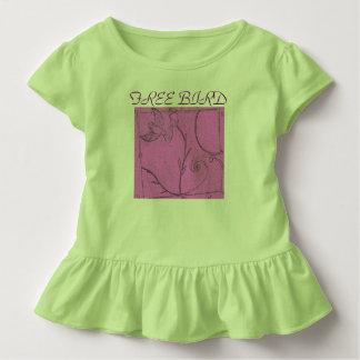 Free Bird Toddler T-Shirt