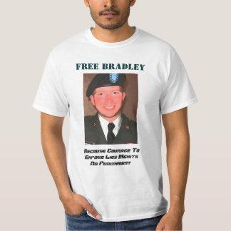 Free Bradley Manning Unisex T T-Shirt