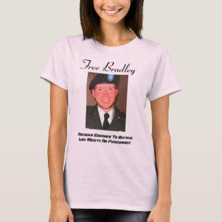 Free Bradley Womens Form Fitting T T-Shirt