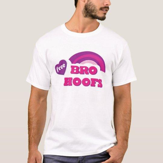 FREE BRO HOOFS TEE