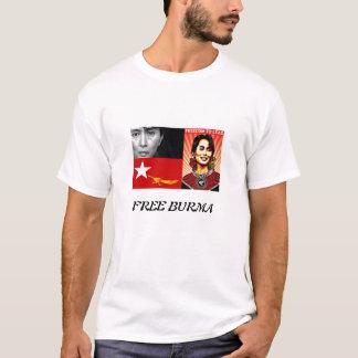 FREE BURMA T-Shirt