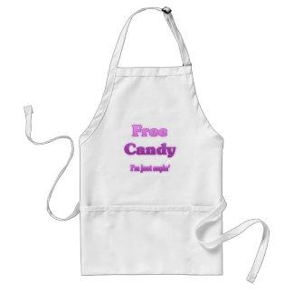 Free Candy Standard Apron