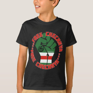 Free Chechnya T-Shirt
