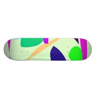 Free Circle Pale Green Skate Boards