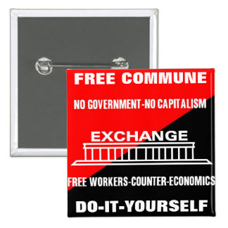 free commune do-it-yourself button
