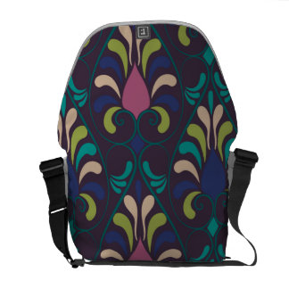 Free Creative Light Angelic Courier Bags
