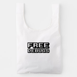 FREE DEBUGS BAGGU REUSABLE BAG