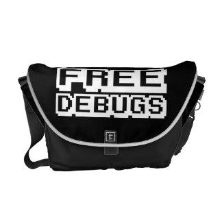 FREE DEBUGS COMMUTER BAG