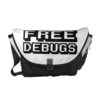 FREE DEBUGS COMMUTER BAGS