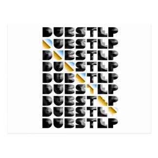 free Dubstep sound artists allstars Postcard