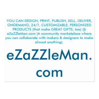 Free e-business WEBSITE - customizable card Business Card Template