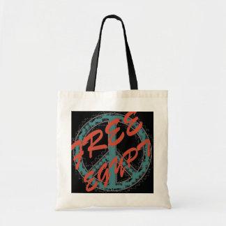 free egypt budget tote bag