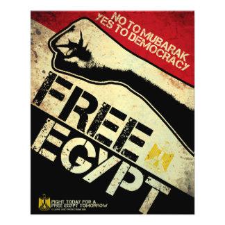 Free Egypt Flyer Design