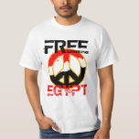 FREE EGYPT PEACE T-Shirt