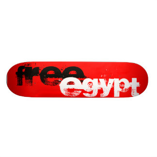 FREE EGYPT SKATE DECK