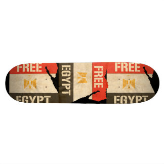 FREE EGYPT SKATEBOARD