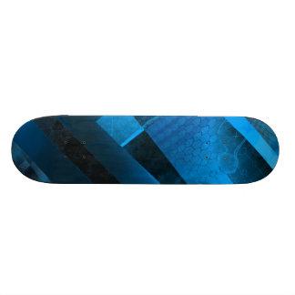 Free Floating (blue) Skate Boards