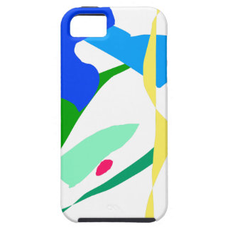 Free Flying from the Airport to a Cloud Above iPhone 5 Case