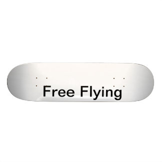 Free Flying Skateboard