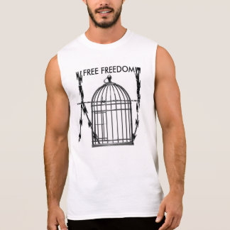FREE FREEDOM SLEEVELESS TEE