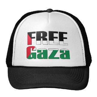 Free Gaza Cap