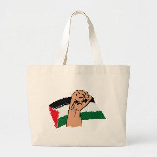 Free Gaza Free Palestine Jumbo Tote Bag