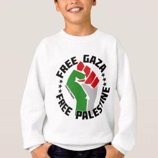 free gaza free palestine sweatshirt