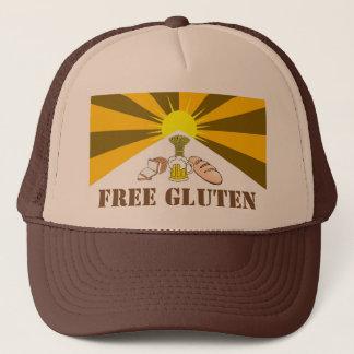 Free Gluten Trucker's Hat