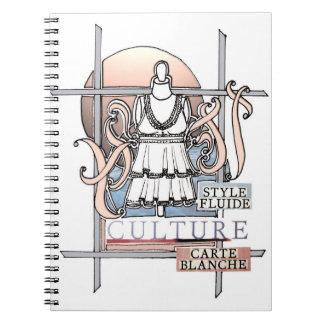 Free hand notebooks