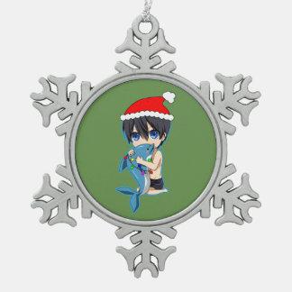Free! Haruka Holiday Ornament