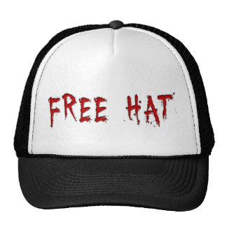 FREE HAT that isn t free