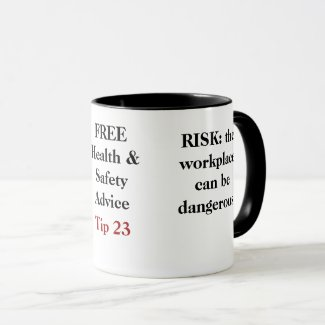 FREE Health and Safety Advice - Tip 23 Mug