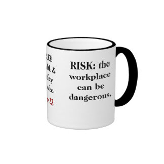 FREE Health and Safety Advice - Tip 23 Ringer Mug