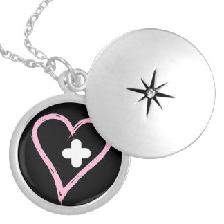 Free heart for new love Necklace