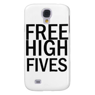 Free High Fives Galaxy S4 Covers