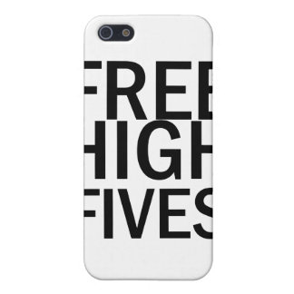 Free High Fives iPhone 5/5S Cover