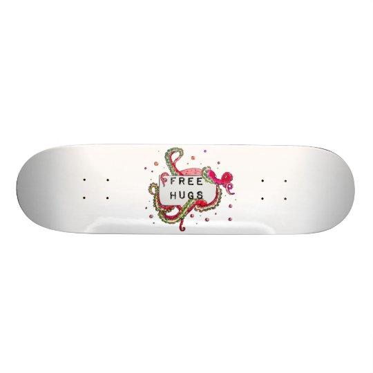 free hugs 20.6 cm skateboard deck