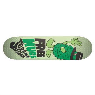 Free Hugs 21.3 Cm Mini Skateboard Deck