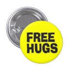 Free Hugs Badge