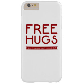 free hugs barely there iPhone 6 plus case